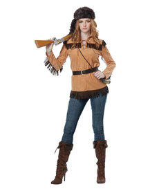 California Costumes Women's Frontier Lady Costume