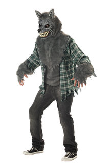 California Costumes Men's Adult Full Moon Madness Costume