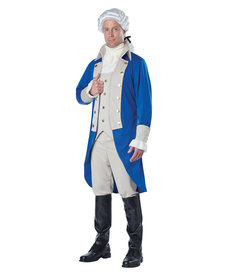 California Costumes Men's George Washington Costume