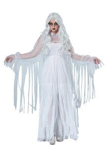 California Costumes Women's Ghostly Spirit Costume
