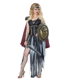 California Costumes Women's Glamorous Gladiator Costume