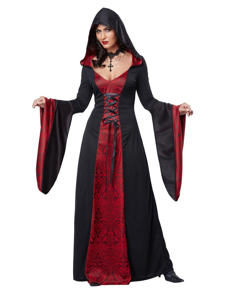 California Costumes Women's Adult Gothic Robe Costume