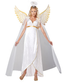 California Costumes Women's Guardian Angel Costume