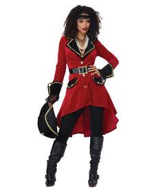 California Costumes Women's High Seas Heroine Costume