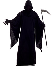 California Costumes Unisex Horror Robe Costume