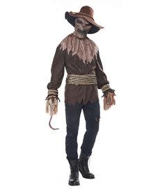 California Costumes Adult Killer In The Cornfield Costume