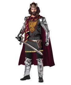 California Costumes Men's King Arthur Costume