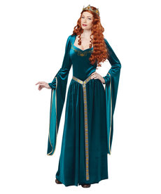 California Costumes Adult Lady Guinevere Costume
