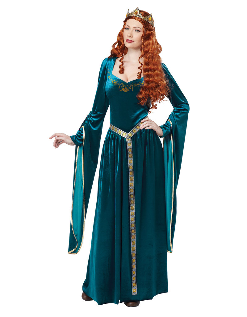 California Costumes Women's Adult Lady Guinevere Costume