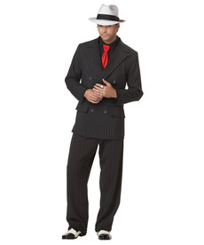 California Costumes Adult Mob Boss Costume