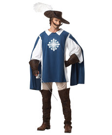 California Costumes Men's Musketeer Costume
