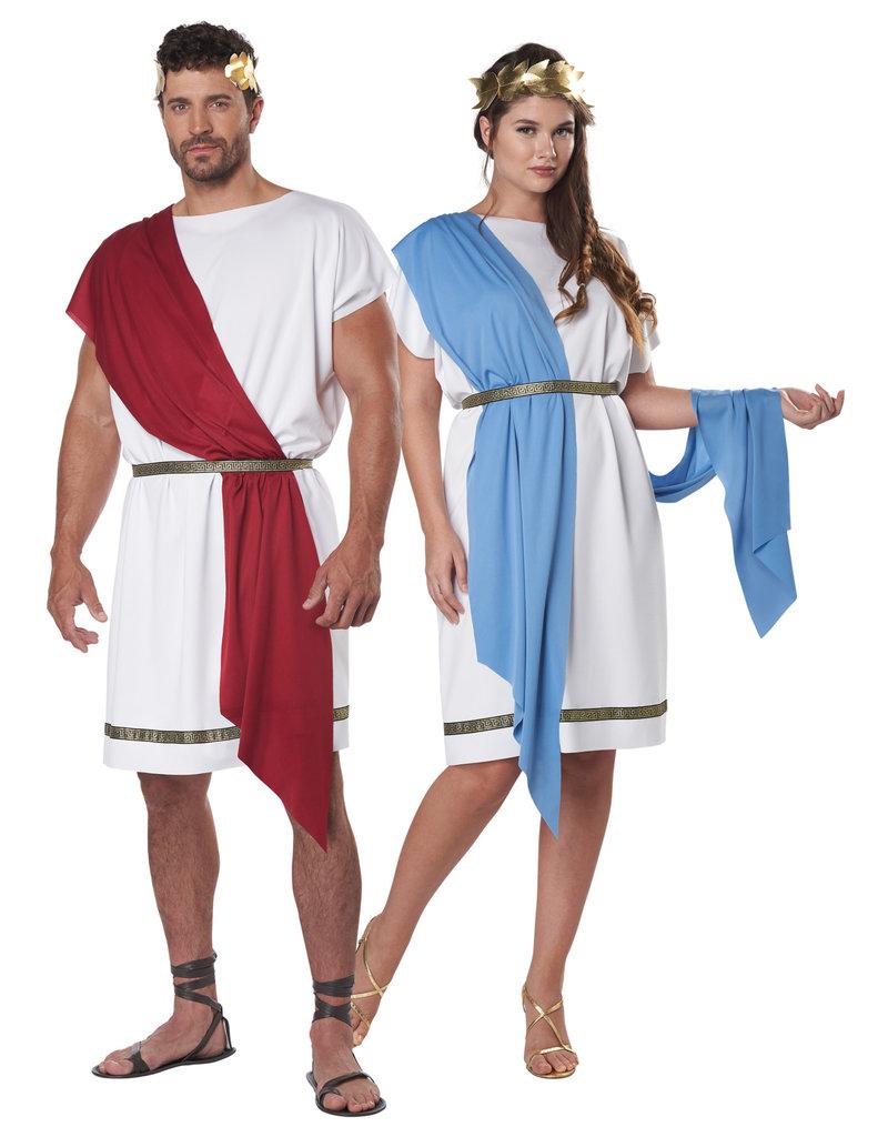 California Costumes Adult Unisex Party Toga Costume