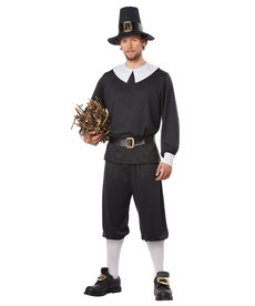 California Costumes Men's Pilgrim Man Costume