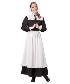 California Costumes Women's Pilgrim Woman Costume