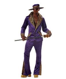 California Costumes Men's Pimp Costume