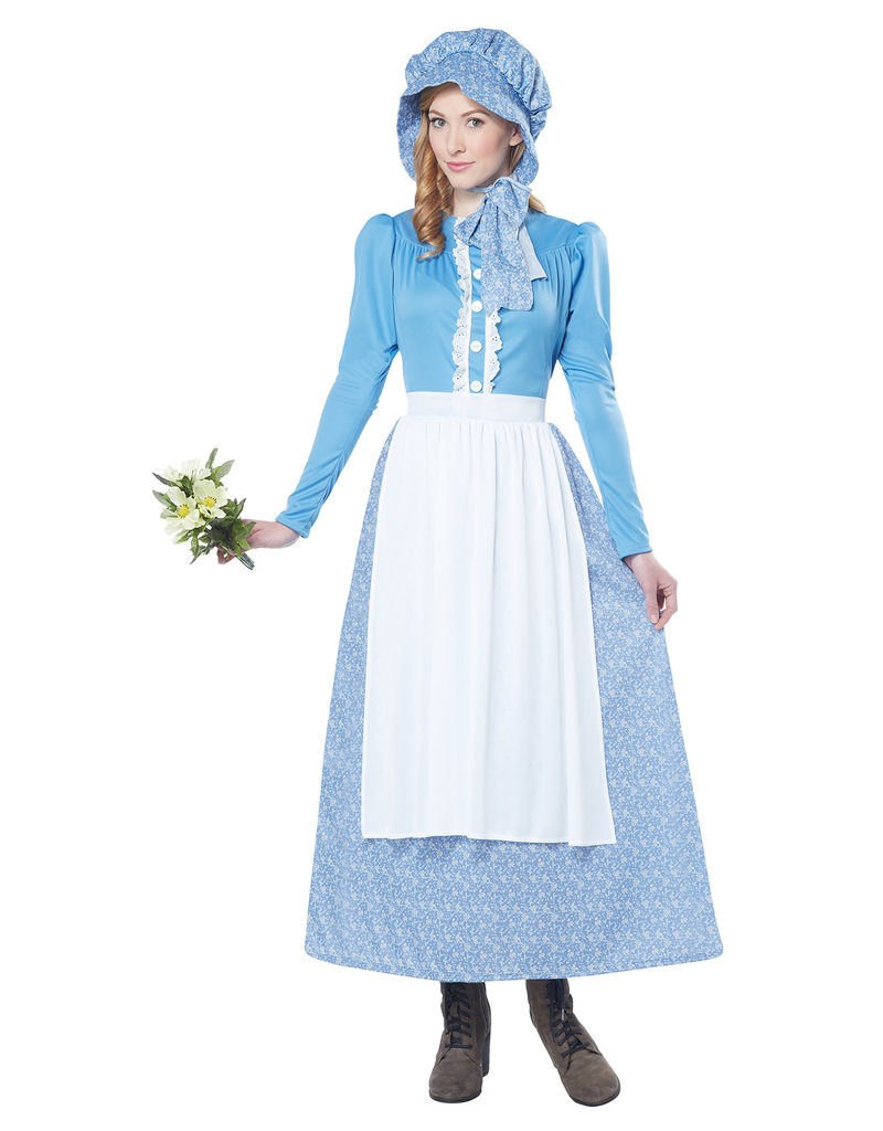 California Costumes Women's Pioneer Woman Costume