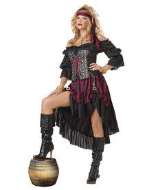 California Costumes Women's Pirate Wench Costume