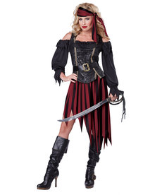 California Costumes Women's Queen Of The High Seas Costume