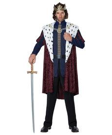 California Costumes Adult Royal Storybook King Costume