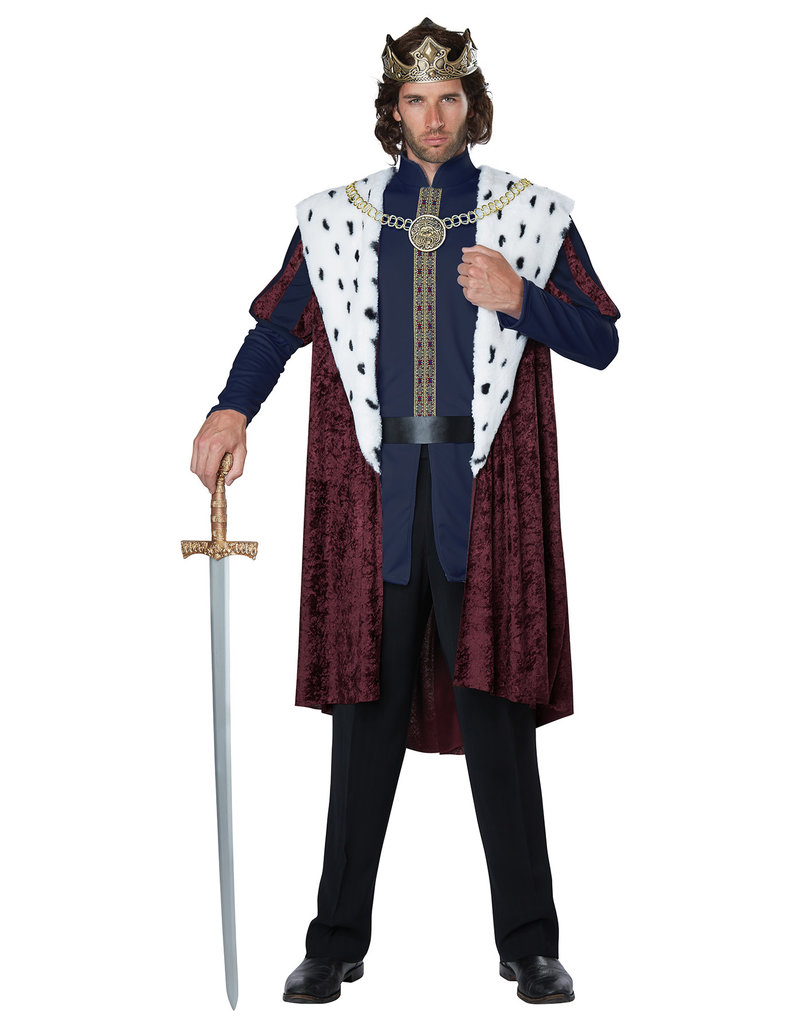 California Costumes Men's Adult Royal Storybook King Costume