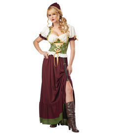 California Costumes Women's Renaissance Wench Costume
