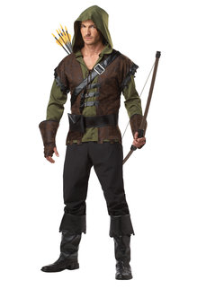California Costumes Men's Robin Hood Costume
