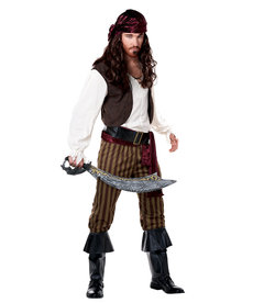 California Costumes Adult Rogue Pirate Costume