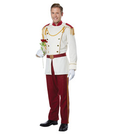 California Costumes Adult Royal Storybook Prince Costume