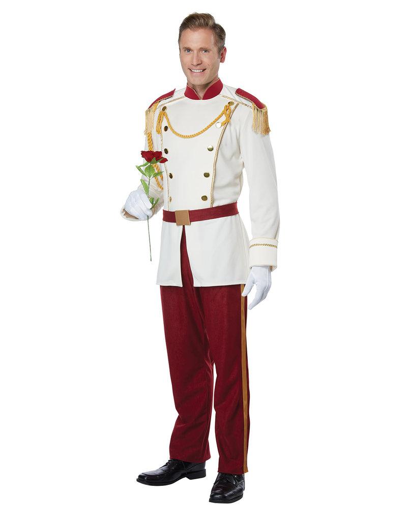 California Costumes Men's Adult Royal Storybook Prince Costume
