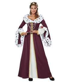 California Costumes Women's Royal Storybook Queen Costume