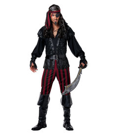 California Costumes Men's Ruthless Rogue Costume