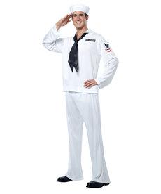 California Costumes Men's Sailor Costume