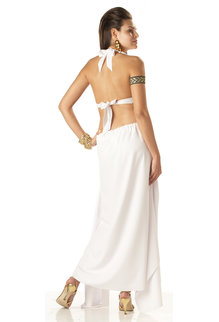 California Costumes Women's Spartan Queen Costume