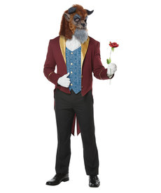 California Costumes Men's Storybook Beast Costume