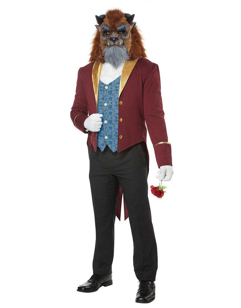 California Costumes Men's Storybook Beast Costume