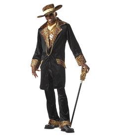 California Costumes Adult Supa Mac Daddy Costume