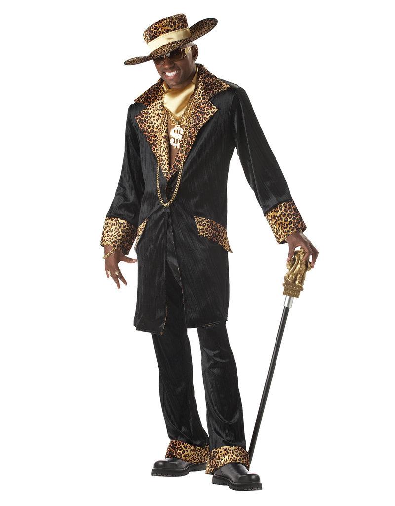 California Costumes Men's Adult Supa Mac Daddy Costume