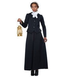 California Costumes Women's Harriet Tubman / Susan B. Anthony Costume