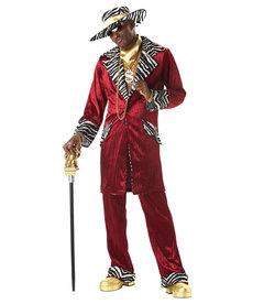 California Costumes Men's Sweet Daddy Beaujolais Costume