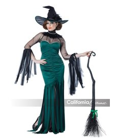 California Costumes Women's The Grand Sorceress Costume
