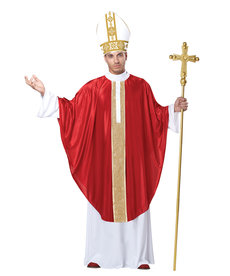 California Costumes Men's The Pope Costume