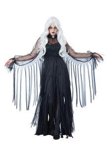California Costumes Women's Vengeful Spirit Costume