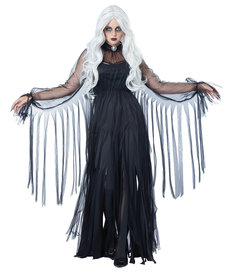 California Costumes Women's Vengeful Spirit Costume