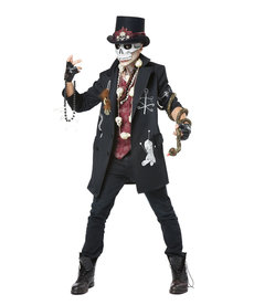 California Costumes Men's Voodoo Dude Costume