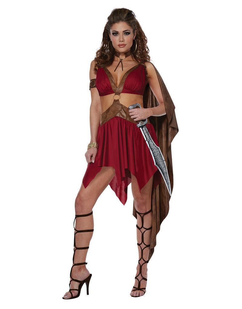 California Costumes Women's Warrior Goddess Costume