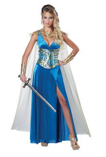 California Costumes Women's Warrior Queen Costume