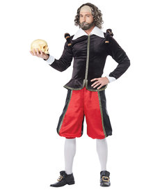 California Costumes Men's William Shakespeare Costume