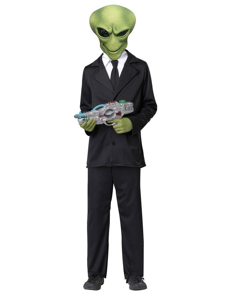 California Costumes Adult Alien Mask & Hands