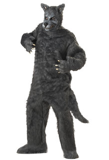 California Costumes Men's Big Bad Wolf Costume