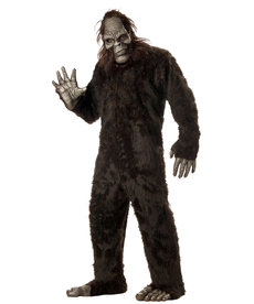 California Costumes Adult Big Foot Costume
